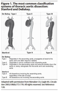 aortic dissection class