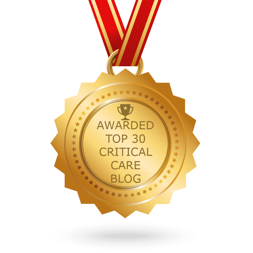 thinking critical care   a blog for thinking docs: blending good